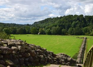 Hadrian's Wall and Irthing Valley